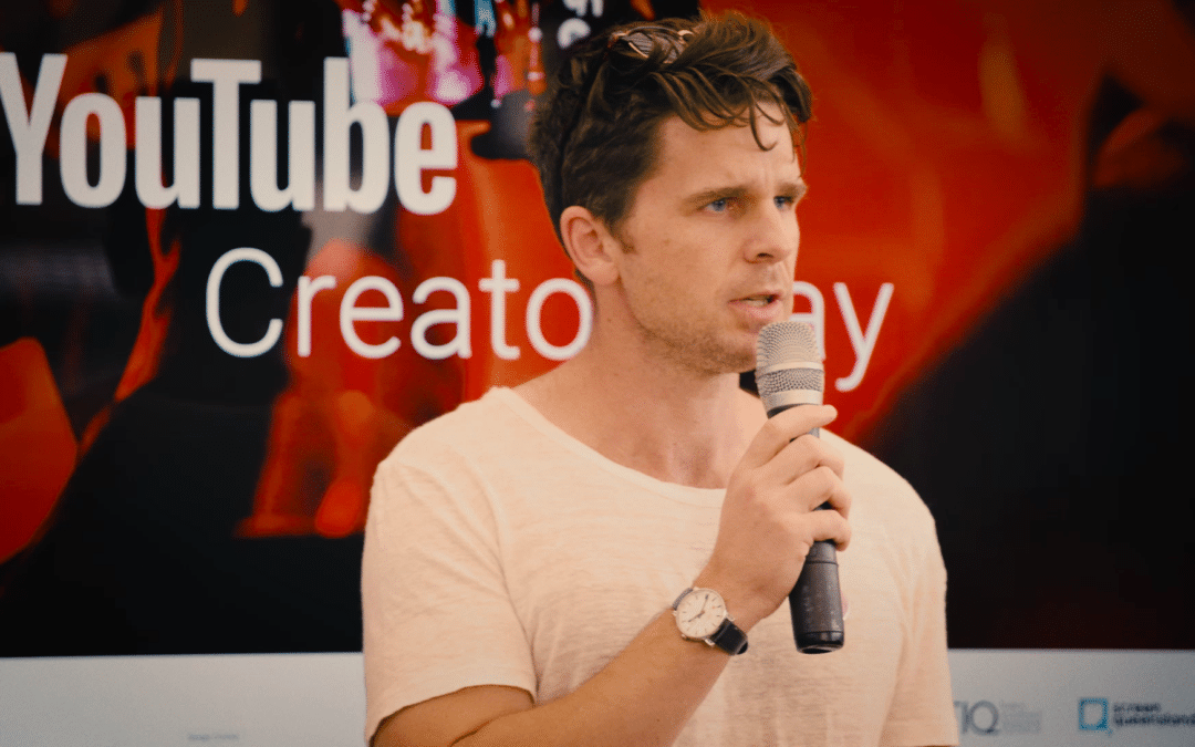 YouTube Creator Day 2018